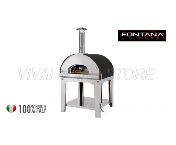 Forno Pizza  Marinara 80x80 Antracite