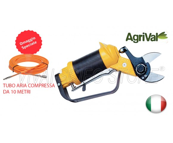 Forbice Pneumatica AgriVal FB 300 D