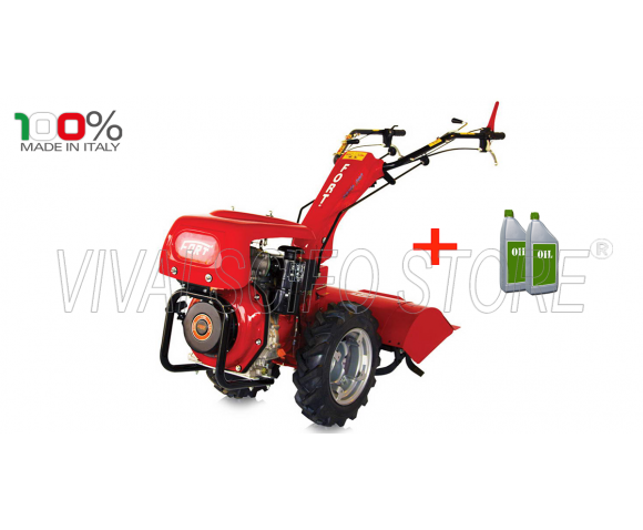 Motocoltivatore a Diesel Fort Serie 280 Motore Fort F50D 5HP